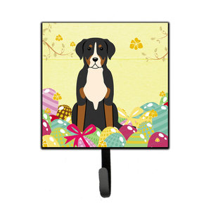 Easter Eggs Chinese Chongqing Dog Leash Key Holder Contemporary Wall Hooks By The Store