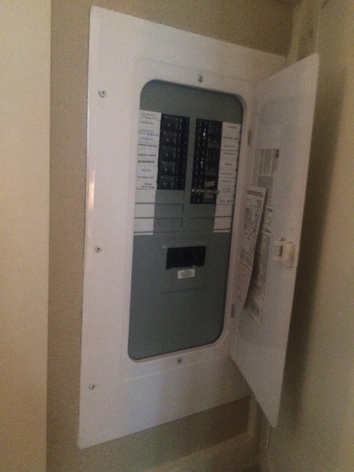 Cost to relocate electrical panel? New Electrical Panel Cost on