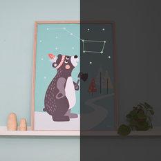 skandinavische kinderzimmer deko wanddeko kinderteppiche. Black Bedroom Furniture Sets. Home Design Ideas