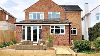 Permitted development single storey rear kitchen extension