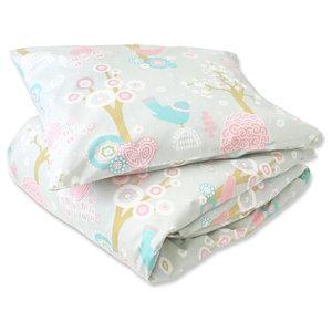 Cherry Valley Grey Bedding Set, Single Bed, 150x210 cm
