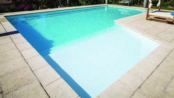 piscina con idro