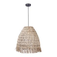 Woven pendant lighting houzz craftmade 1 light woven pendant espresso pendant lighting aloadofball Gallery