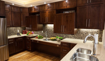 Accessible Kitchen Remodel
