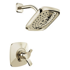 Delta Monitor 17 Series H20kinetic Shower Trim, Brilliance Polished Nickel