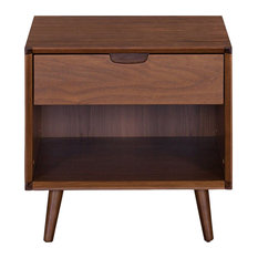 Juneau Nightstand, Walnut