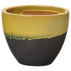 Contemporary Outdoor Pots And Planters by EMISSARY