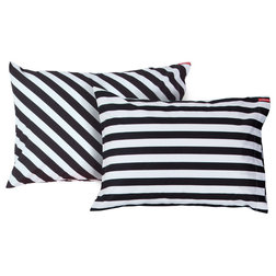 Modern Pillowcases And Shams by SWENYO, Inc.