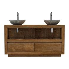 Maros Bathroom Vanity Unit, 140 cm