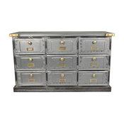 Royale Nine Drawer Cabinet