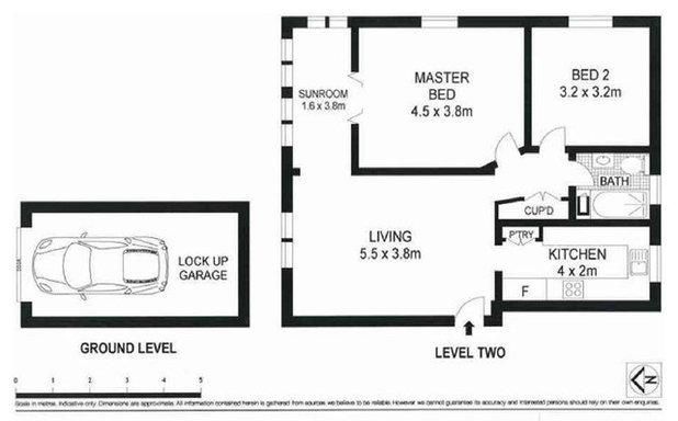 Scandinavian Floor Plan by MR.FRÄG