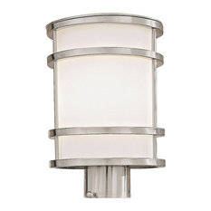 The Great Outdoors 9806-144 1 Lt Outdoor Post Mount