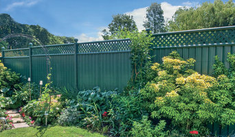 Green Colourfence
