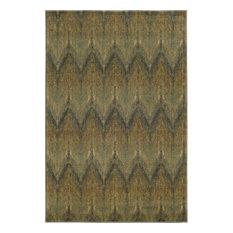 Oriental Weavers Voyage 508x Blue Beige 3 10 X 5