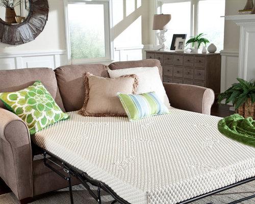Natural latex sofa bed mattress for Sofa bed heaven