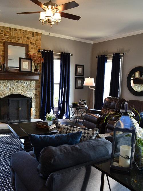 saveemail - Ralph Lauren Living Rooms