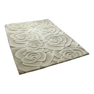 Valentine Rug, Light Grey, 120x170 cm