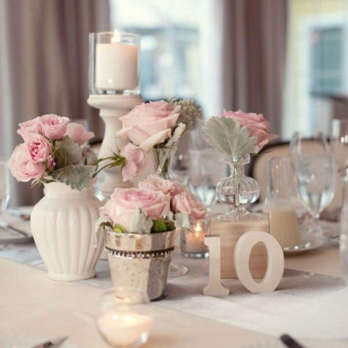 Mariag rose, couleur de la candeur, la pureté mais aussi la séduction et la fidélité