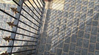 PietraPave - pre cut and pre laid natural stone