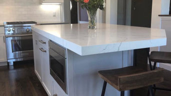 Marblehead Kitchen Remodel With Sliding Barn Doors