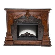 AICO Tuscano Melange Fireplace