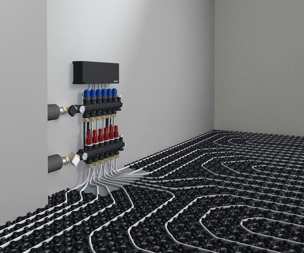 Suelo radiante la climatizaci n invisible contada por - Mejor sistema de calefaccion electrica ...