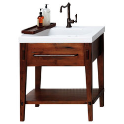 Transitional Bathroom Vanities And Sink Consoles by Ronbow Corp.