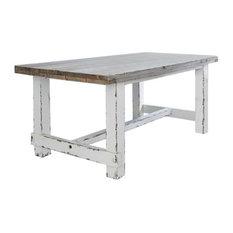 Atlantic Reclaimed Pine Dining Table