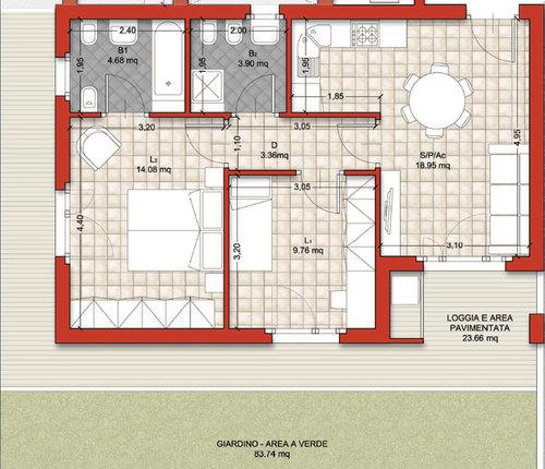 Ottimizzare Casa 55mq