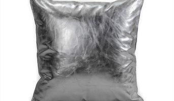 Silver Cushion