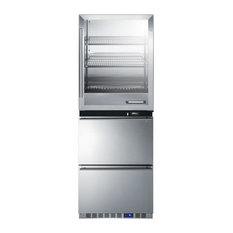 Fully Assembled Cabinet and Two-Drawer All-Freezer FRBW52D