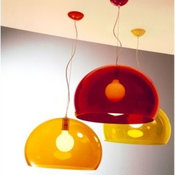 FL/Y Suspension Lamp by Ferruccio Laviani for Kartell - | Space Furniture | Spac