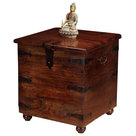 William sheppee thakat bar box coffee tables houzz for Thakat bar box trunk coffee table