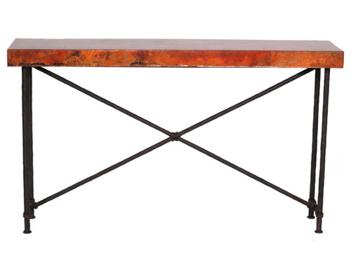Nice Burlington Console Table By Mathews U0026 Co.   Side Tables And End Tables