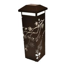 japanese outdoor lighting small landscape fva outdoor lighting japanese maple light bollard dark bronze 28 50 most popular asian lights for 2018 houzz