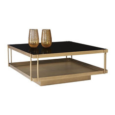 Jacoline Coffee Table - With Shelf