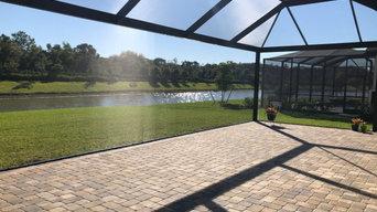 New Panoramic-view screen enclosure