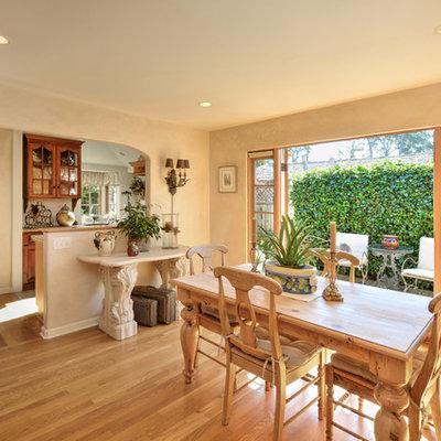 Tuscan home design photo in San Francisco