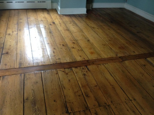 Flooring Oak Or Pine Living Room