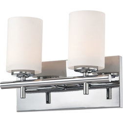 Transitional Bathroom Vanity Lighting by GwG Outlet