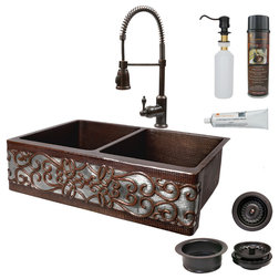 Mediterranean Kitchen Sinks by DirectSinks