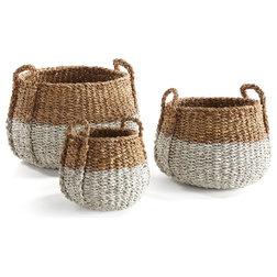 Tropical Baskets by Napa Home & Garden