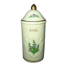 Lenox Spice Garden (Giftware) Spice Jar - Basil