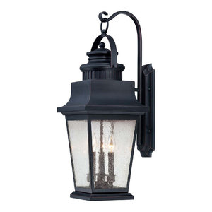 Savoy House Europe Barrister Outdoor Sconce