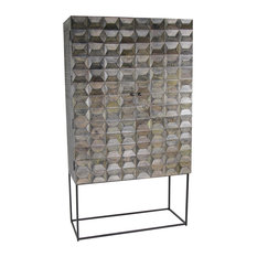 Pomax Hex Decorative Cabinet
