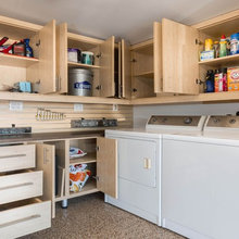 Laundry Rooms and Pantries