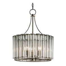 Currey and Company 9293 Bevilacqua 3 Light Chandelier