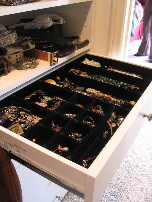 Jewelry Organizer Houzz