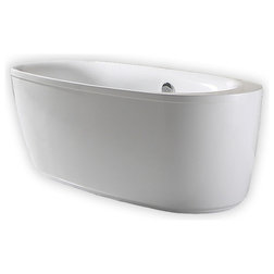 Contemporary Bathtubs by OVE Decors