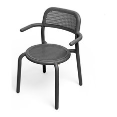Toni Outdoor Armchair, Anthracite